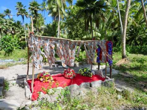 chief's grave