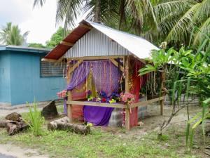 Grave Funafuti