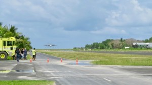 Airfield Funafuti
