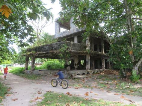 WW2 buildings