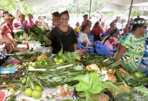 Women's day Kosrae