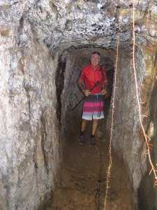 Tenwak Japanese Caves Kosrae