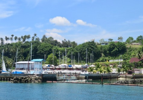 Ocenview Marina on Samal