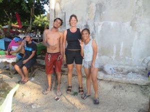 Samal beach party