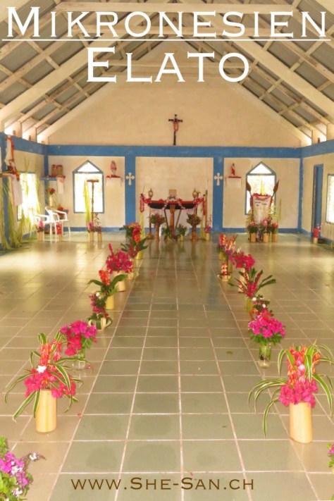 In Mikronesien von Kosrae nach Pohnpei, Lamotrek, Elato und Yap
