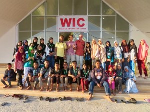 WIC English Students