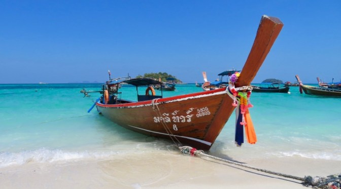 Sightseeing in Langkawi and Snorkeling in Koh Lipe