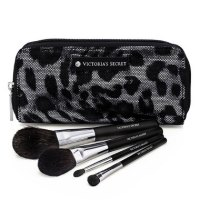 Victoria Secret Makeup Essential Brush Kit - Domestic And Imported