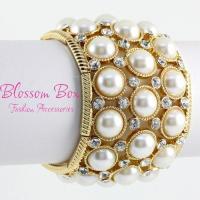 Blossom Box Girl Fashion Accessories Cuffs And Bangles