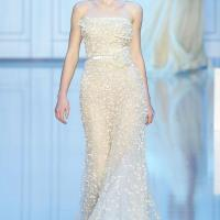 Elie Saab Sumptuous Glamour Gowns Collections 2011-2012 - Couture Paris Haute