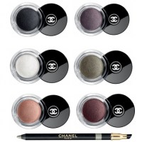 Chanel Fall 2011 Dombres Shimmery And Alluring Makeup Collection