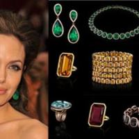 Angelina Jolie Diamond Jewellery Collection -  Style of Jolie