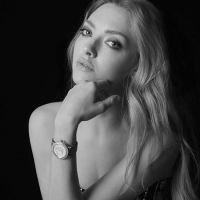 Amanda Diamond Silver Lecoultre Watch Campaign 2019
