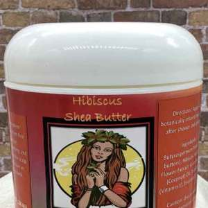 Hibiscus-Butter
