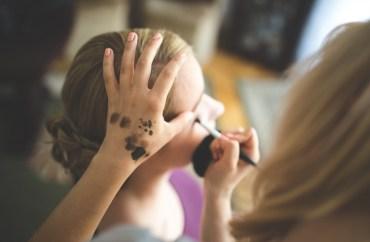 Makeup tricks day 1