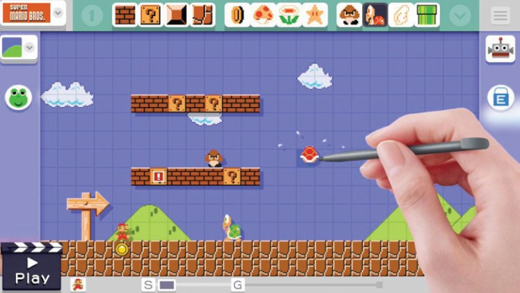 1-Super-Mario-Maker-Creation