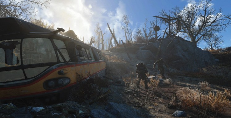 1-Fallout-4-Nature-Bus