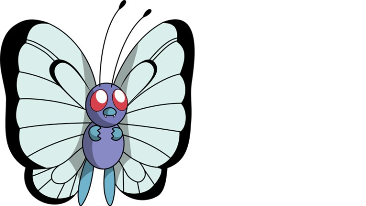 1-butterfree