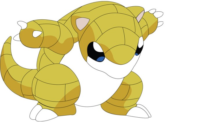 1-sandshrew