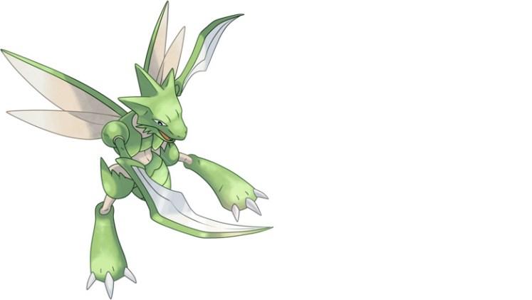 1-scyther