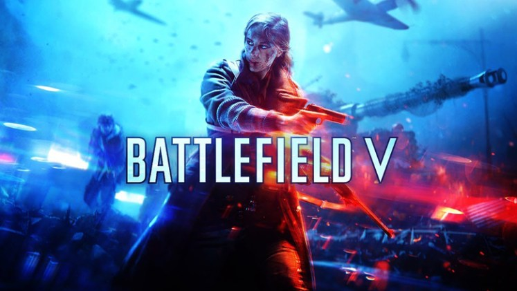 Battlefield V cover image