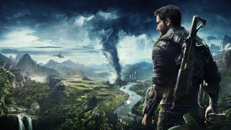 Just Cause 4 Rico and tornadoes