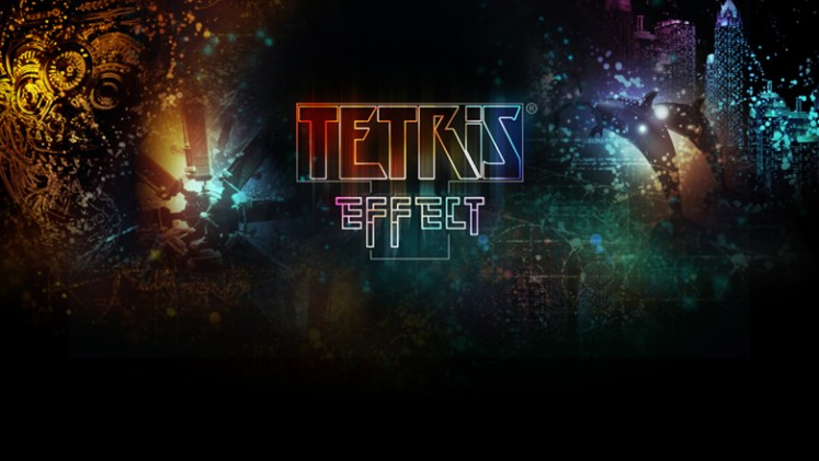 Tetris Effect title card