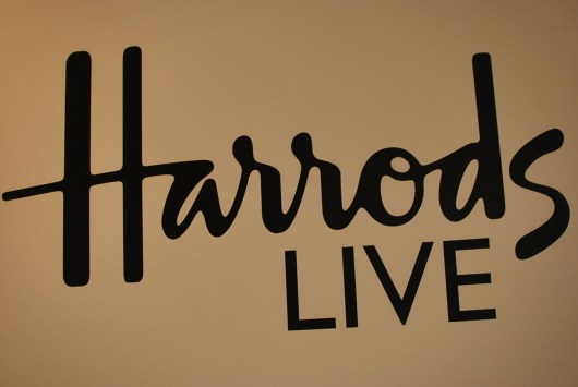 Harrods Live