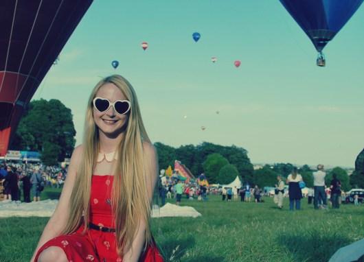 She and Hem |Bristol Balloon Fiesta 2014
