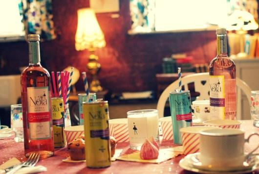 She and Hem | Nola Vodka Spritz | Lifestyle