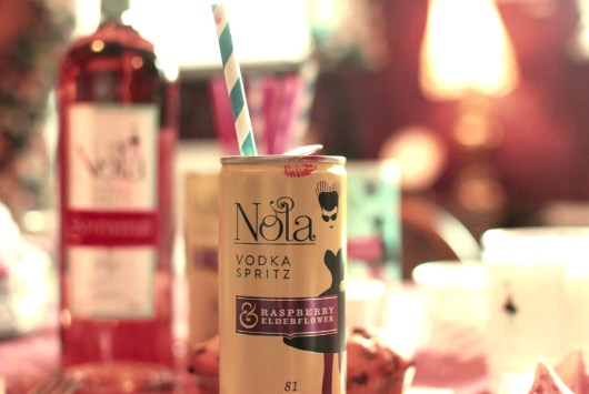 She and Hem | Nola Vodka Spritz | Lifestyle