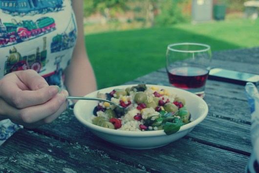 Cous me if you can | She and Hem | Food and Drink