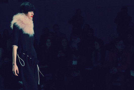 London Fashion Week AW15: J. JS Lee