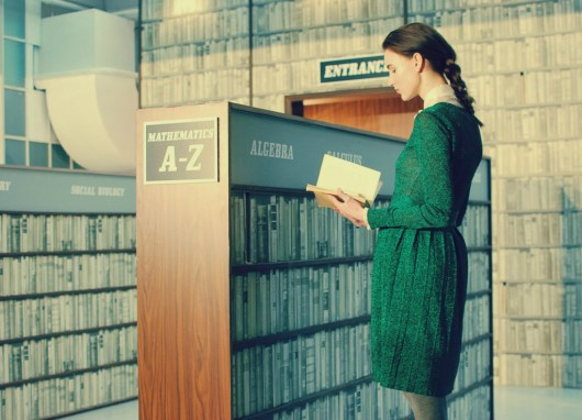 Orla Kiely Autumn/Winter 2015 | London Fashion Week | #allquietinthelibrary