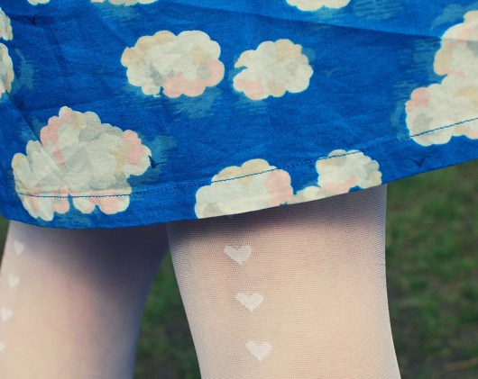 Head in the Cath Kidston clouds | She and Hem