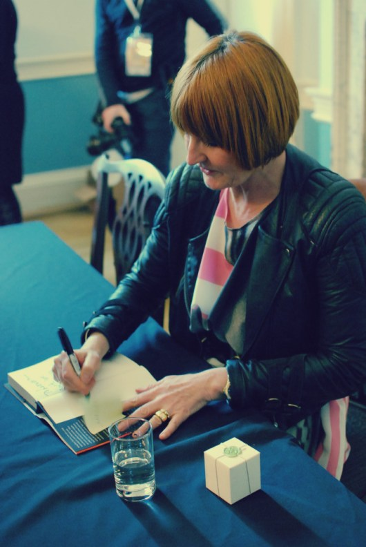 Bath Literature Festival 2015: Mary Portas