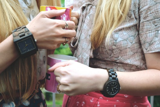 JORD | Wooden Watches | She and Hem