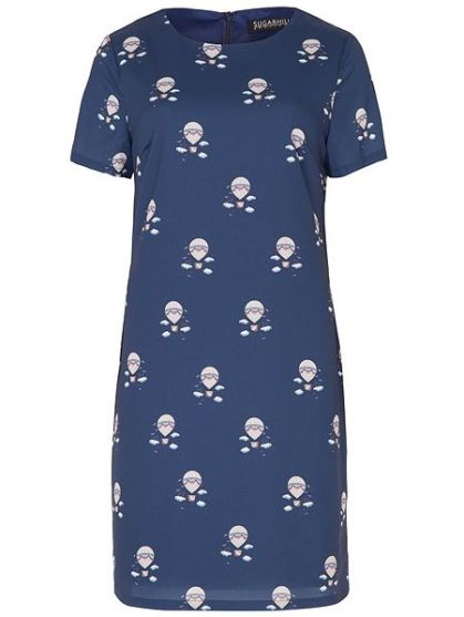 Abigail Hot Air Balloon Tunic Dress £48 from Sugarhill Boutique at House of Fraser
