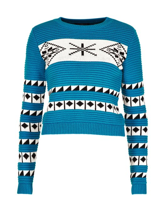 Aztec Retro Jumper £29.50 from Marks and Spencer