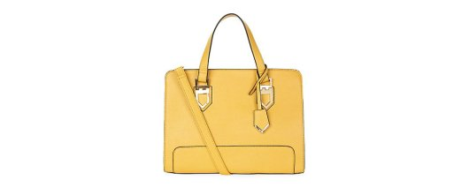 Yellow Tote Bag | New Look | She and Hem | Accessories to Murder #19