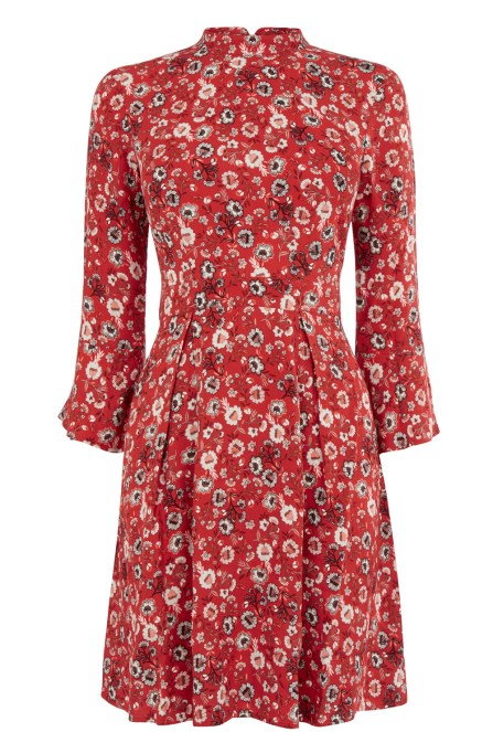 Floral Babydoll Dress £45 from Warehouse