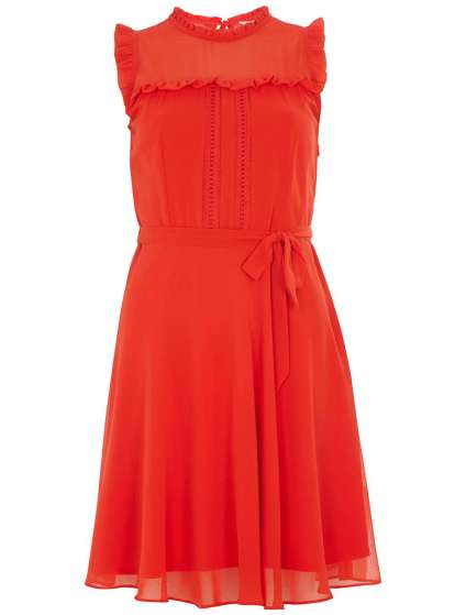 Victoriana Dress £32 from Dorothy Perkins