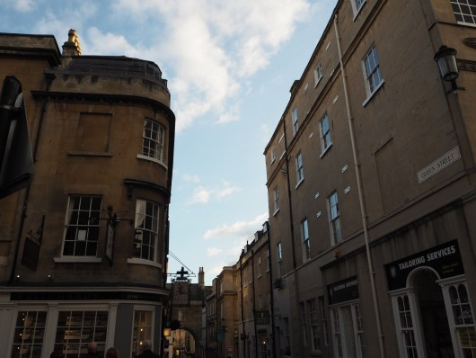 Harrington's Hotel Spa Day, Bath | She and Hem | #lbloggers
