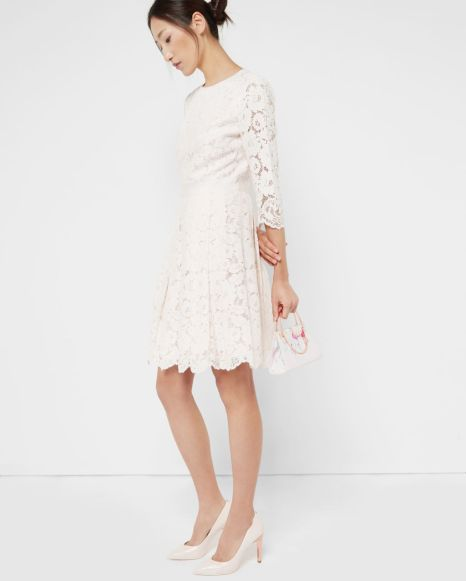 Lace skater dress £179 from Ted Baker