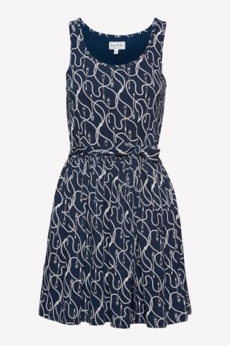 Abderdy Belted Oar Print Dress £49.50 from Jack Wills