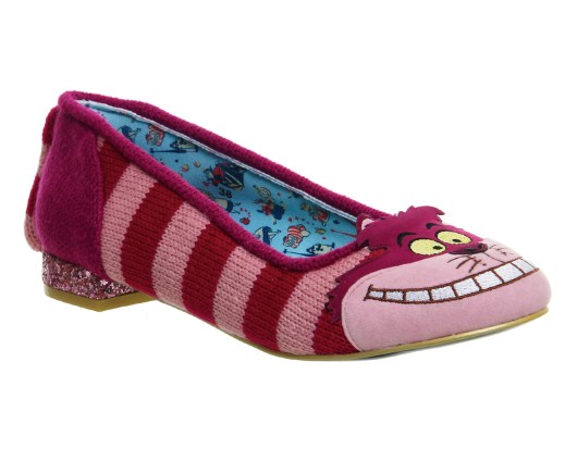 Accessories to Murder | She and Hem | Novelty Cheshire Cat Shoes