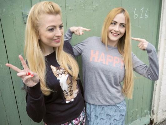 We're so HAPPY! | Sugarhill Boutique Spring Fashion | She and Hem