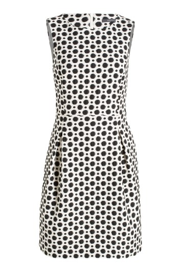 Spotty Jacquard Dress £75.00 from ESpirit