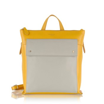 Redchurch Large Zip-Top Backpack £229 (or the same bag in green is reduced to £153) from Radley