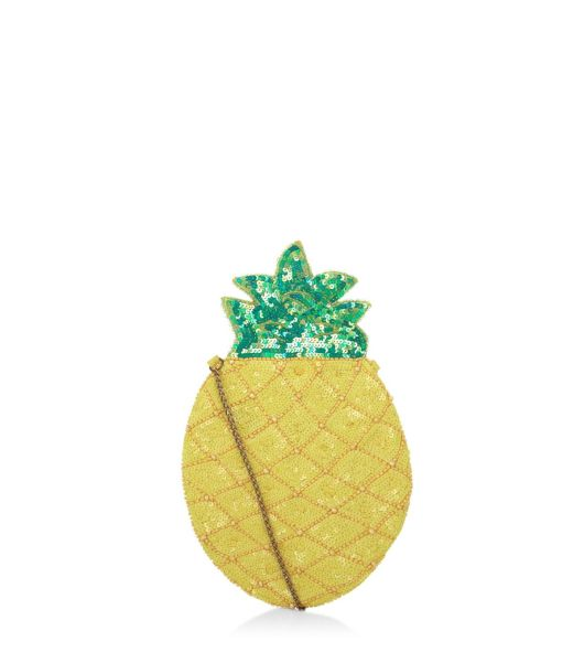 Accessories to Murder #29 | She and Hem | Pineapple Bag